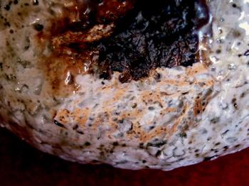 rockware yakishime -- custom clay fired in an anagama